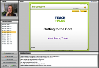 Teach Plus Cutting to the Core